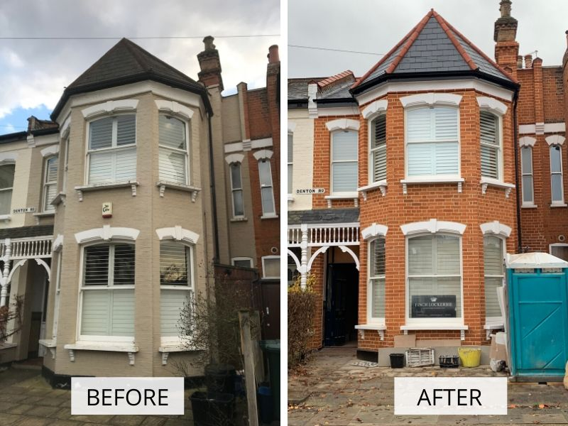 Paul Brick Pointing - Brick Cleaning and Building